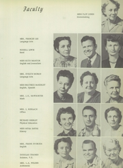 Page 11, 1954 Edition, Taylor High School - Mallard Yearbook (Taylor, TX) online yearbook collection