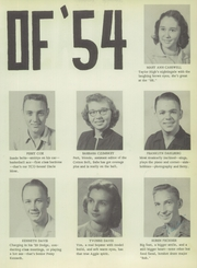 Page 15, 1954 Edition, Taylor High School - Mallard Yearbook (Taylor, TX) online yearbook collection