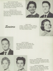 Page 17, 1957 Edition, Taylor High School - Mallard Yearbook (Taylor, TX) online yearbook collection