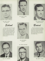 Page 9, 1957 Edition, Taylor High School - Mallard Yearbook (Taylor, TX) online yearbook collection