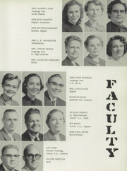 Page 13, 1958 Edition, Taylor High School - Mallard Yearbook (Taylor, TX) online yearbook collection
