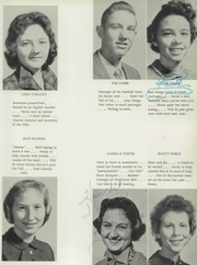 Page 17, 1958 Edition, Taylor High School - Mallard Yearbook (Taylor, TX) online yearbook collection