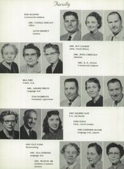 Page 12, 1959 Edition, Taylor High School - Mallard Yearbook (Taylor, TX) online yearbook collection