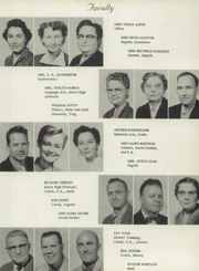 Page 13, 1959 Edition, Taylor High School - Mallard Yearbook (Taylor, TX) online yearbook collection