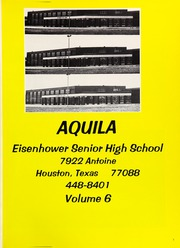 Page 5, 1978 Edition, Eisenhower High School - Aquila Yearbook (Houston, TX) online yearbook collection