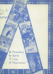 Page 11, 1954 Edition, McCallum High School - Knight Yearbook (Austin, TX) online yearbook collection