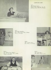 Page 17, 1954 Edition, McCallum High School - Knight Yearbook (Austin, TX) online yearbook collection
