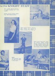 Page 9, 1954 Edition, McCallum High School - Knight Yearbook (Austin, TX) online yearbook collection
