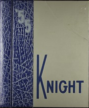 1955 Edition, McCallum High School - Knight Yearbook (Austin, TX)