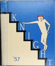 1957 Edition, McCallum High School - Knight Yearbook (Austin, TX)