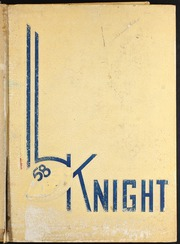 1958 Edition, McCallum High School - Knight Yearbook (Austin, TX)