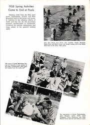 Page 13, 1958 Edition, McCallum High School - Knight Yearbook (Austin, TX) online yearbook collection