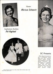 Page 14, 1958 Edition, McCallum High School - Knight Yearbook (Austin, TX) online yearbook collection