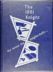 1961 Edition, McCallum High School - Knight Yearbook (Austin, TX)