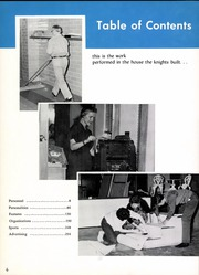 Page 10, 1961 Edition, McCallum High School - Knight Yearbook (Austin, TX) online yearbook collection