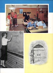 Page 11, 1961 Edition, McCallum High School - Knight Yearbook (Austin, TX) online yearbook collection