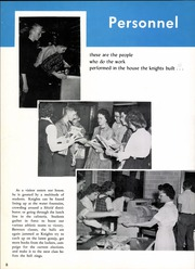 Page 12, 1961 Edition, McCallum High School - Knight Yearbook (Austin, TX) online yearbook collection