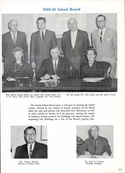 Page 15, 1961 Edition, McCallum High School - Knight Yearbook (Austin, TX) online yearbook collection