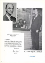Page 16, 1961 Edition, McCallum High School - Knight Yearbook (Austin, TX) online yearbook collection