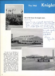 Page 6, 1961 Edition, McCallum High School - Knight Yearbook (Austin, TX) online yearbook collection