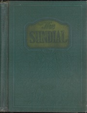 Sunset High School - Sundial Yearbook (Dallas, TX) online yearbook collection, 1927 Edition, Page 1