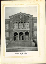 Page 17, 1929 Edition, Sunset High School - Sundial Yearbook (Dallas, TX) online yearbook collection