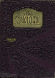 Sunset High School - Sundial Yearbook (Dallas, TX) online yearbook collection, 1930 Edition, Page 1