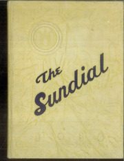 Page 1, 1938 Edition, Sunset High School - Sundial Yearbook (Dallas, TX) online yearbook collection