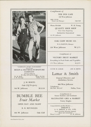 Page 156, 1944 Edition, Sunset High School - Sundial Yearbook (Dallas, TX) online yearbook collection