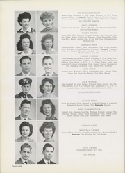 Page 32, 1944 Edition, Sunset High School - Sundial Yearbook (Dallas, TX) online yearbook collection