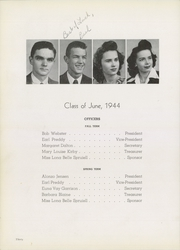 Page 34, 1944 Edition, Sunset High School - Sundial Yearbook (Dallas, TX) online yearbook collection