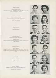Page 35, 1944 Edition, Sunset High School - Sundial Yearbook (Dallas, TX) online yearbook collection