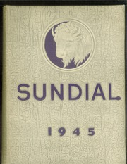 Sunset High School - Sundial Yearbook (Dallas, TX) online yearbook collection, 1945 Edition, Page 1