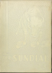 Page 1, 1951 Edition, Sunset High School - Sundial Yearbook (Dallas, TX) online yearbook collection