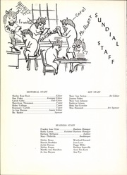 Page 6, 1951 Edition, Sunset High School - Sundial Yearbook (Dallas, TX) online yearbook collection