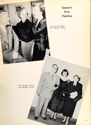 Page 15, 1954 Edition, Sunset High School - Sundial Yearbook (Dallas, TX) online yearbook collection