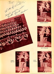 Page 3, 1954 Edition, Sunset High School - Sundial Yearbook (Dallas, TX) online yearbook collection