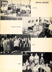 Page 8, 1954 Edition, Sunset High School - Sundial Yearbook (Dallas, TX) online yearbook collection