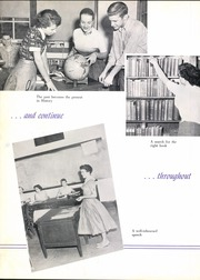Page 14, 1956 Edition, Sunset High School - Sundial Yearbook (Dallas, TX) online yearbook collection