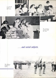 Page 17, 1956 Edition, Sunset High School - Sundial Yearbook (Dallas, TX) online yearbook collection