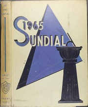 Page 1, 1965 Edition, Sunset High School - Sundial Yearbook (Dallas, TX) online yearbook collection