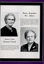 Page 17, 1965 Edition, Sunset High School - Sundial Yearbook (Dallas, TX) online yearbook collection