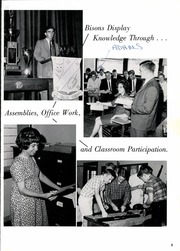 Page 9, 1965 Edition, Sunset High School - Sundial Yearbook (Dallas, TX) online yearbook collection