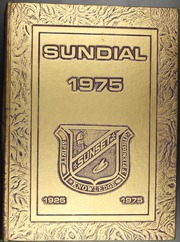 Sunset High School - Sundial Yearbook (Dallas, TX) online yearbook collection, 1975 Edition, Page 1