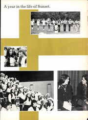 Page 13, 1975 Edition, Sunset High School - Sundial Yearbook (Dallas, TX) online yearbook collection