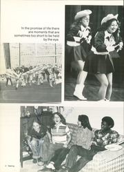 Page 10, 1980 Edition, Sunset High School - Sundial Yearbook (Dallas, TX) online yearbook collection