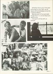 Page 15, 1980 Edition, Sunset High School - Sundial Yearbook (Dallas, TX) online yearbook collection