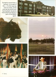 Page 16, 1980 Edition, Sunset High School - Sundial Yearbook (Dallas, TX) online yearbook collection