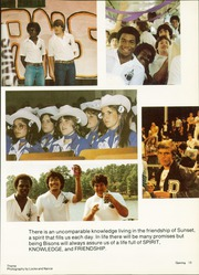 Page 17, 1980 Edition, Sunset High School - Sundial Yearbook (Dallas, TX) online yearbook collection