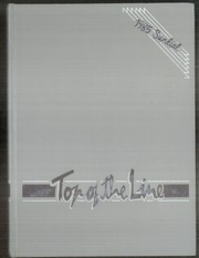 Sunset High School - Sundial Yearbook (Dallas, TX) online yearbook collection, 1985 Edition, Page 1